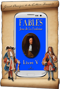 Livre V Fables - screenshot