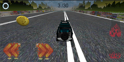 Screenshot of SUV Real Rally 3D