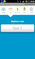 Screenshot of Wielki Test Wiedzy Ekonom...