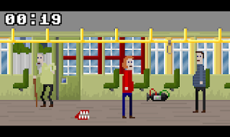 Screenshot of McPixel Lite