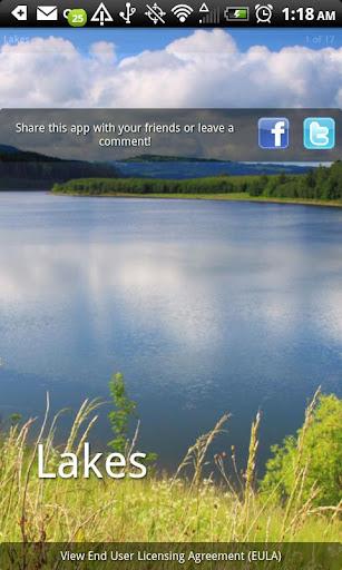 Lakes Photo Book