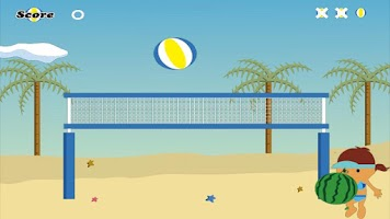 Screenshot of Beach volleyball