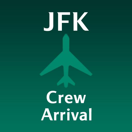 JFK Crew Arrival AA LOGO-APP點子
