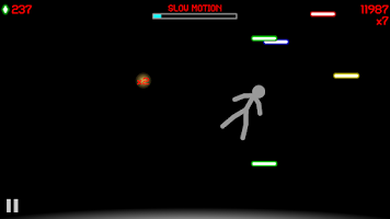 Screenshot of Ragdoll Laser Dodge Free