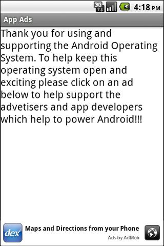 Help Support Android