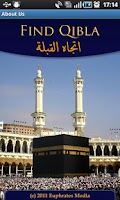Screenshot of Find Qibla Pro