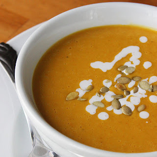 Pumpkin-Coconut Bisque