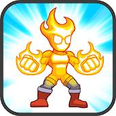 Download S.U.P.E.R - Super Defenders APK on PC