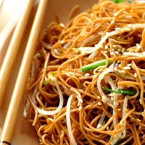 Shoyu Fried Noodles