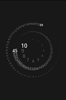 Screenshot of Analogy Clock