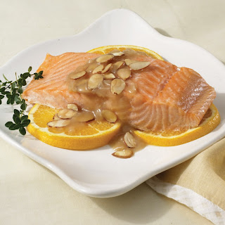 Salmon With Citrus Sauce
