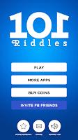 Screenshot of 101 Riddles