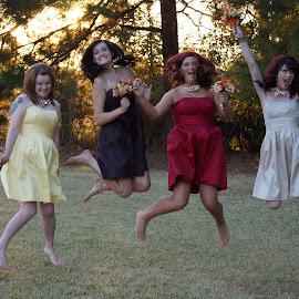 Bridesmaids by Dawn Kidd - Wedding Groups