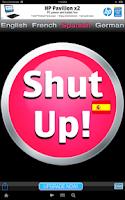 Screenshot of Shut Up Button! Ladies Editon!