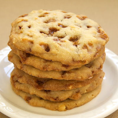 Peanut Toffee Cookies
