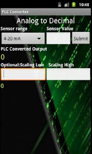 PLC Converter - screenshot