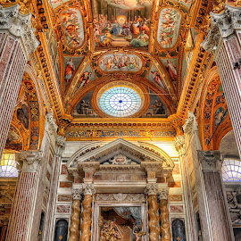 Basilica della Santissima Annunziata del Vastato, Genova by Cristian Peša - Buildings & Architecture Places of Worship