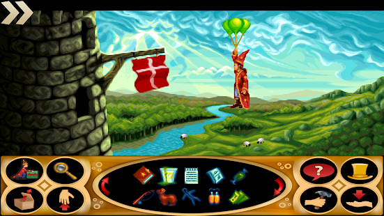 Simon the Sorcerer 2 Screenshot
