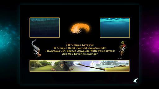 Faerie Solitaire HD (Full) - screenshot