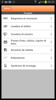 Screenshot of Gétaz Pro