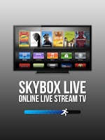 Screenshot of SkyBox Live