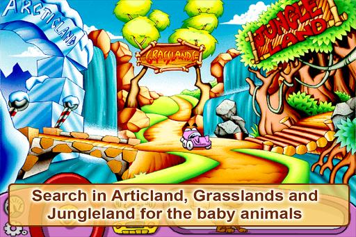 Putt-Putt Saves the Zoo - screenshot