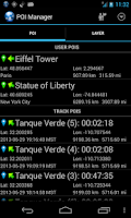 Screenshot of Ultra GPS Logger