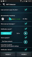 Screenshot of WiFi Overview 360 Pro