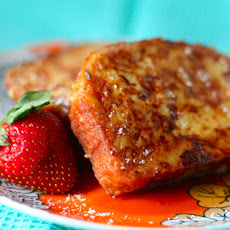 Amaretto French Toast