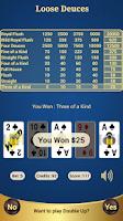 Screenshot of Loose Deuces Poker