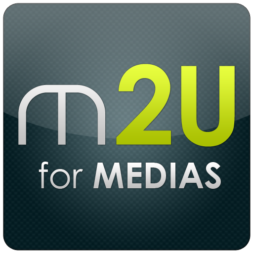 媒體與影片App|media2U for MEDIAS LOGO-3C達人阿輝的APP