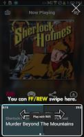 Screenshot of JellyPod - Podcast Player