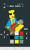 Screenshot of Block World, Create own world