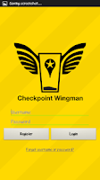 Screenshot of Checkpoint Wingman lite