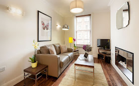 A Capacious Studio Serviced Apartment in Marylebone