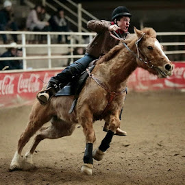Barrel Racing by Alessandra Cassola - Sports & Fitness Other Sports