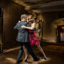 The Vault by Jim Harmer - People Couples