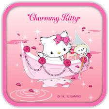 Charmmy Kitty Paddle Theme