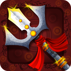 Shiva: The Time Bender - uniquely action-packed endless run & slash game reverses time!
