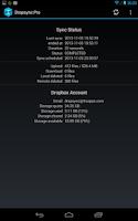 Screenshot of Dropsync (Dropbox Autosync)