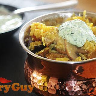 Biryani Spices Recipes