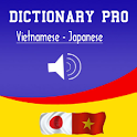 Vietnamese Japanese Dictionary icon
