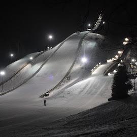 Norge ski jumps by Jon Radtke - Sports & Fitness Snow Sports ( norge ski jumps )