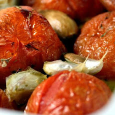 Garlic Tomatoes - for the Tapas Bar
