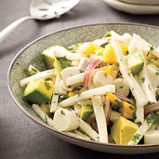 Hearts of Palm-and-Jicama Salad