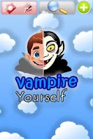 Screenshot of Vampire Yourself: Booth