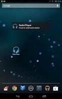 Screenshot of Radio