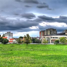 by Sljaka Sezonac - City,  Street & Park  Neighborhoods