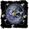 Coordonnées GPS icon