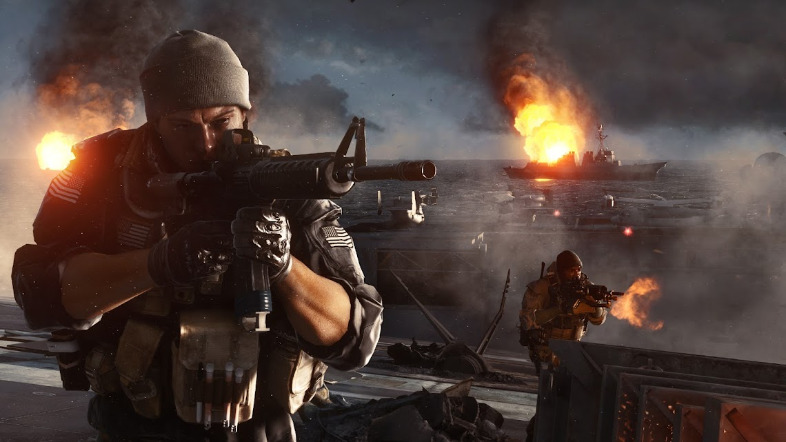 Battlefield is a two-year product says EA, annual release unlikely